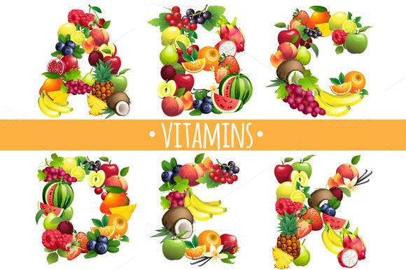 Vitaminler ve Görevleri   Vitaminler Hangi Besinlerde Bulunur