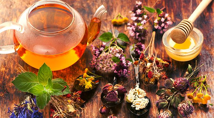 Bitki Çayları ile Bitkisel Tedavi Yöntemleri