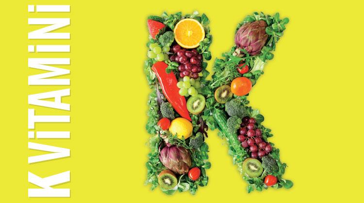 K Vitamini Hangi Besinlerde Bulunur ve Faydaları Nelerdir?