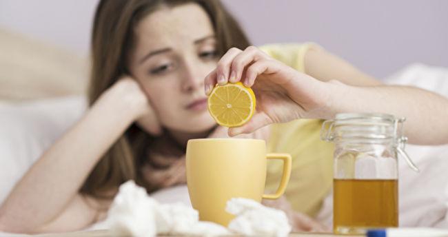 Soğuk Algınlığına ve Gribe Ne İyi Gelir? Grip Nasıl Geçer?
