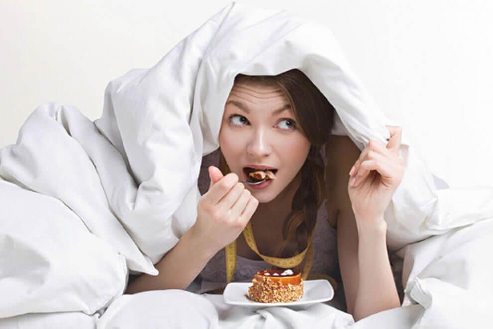 Regl Döneminde Beslenme