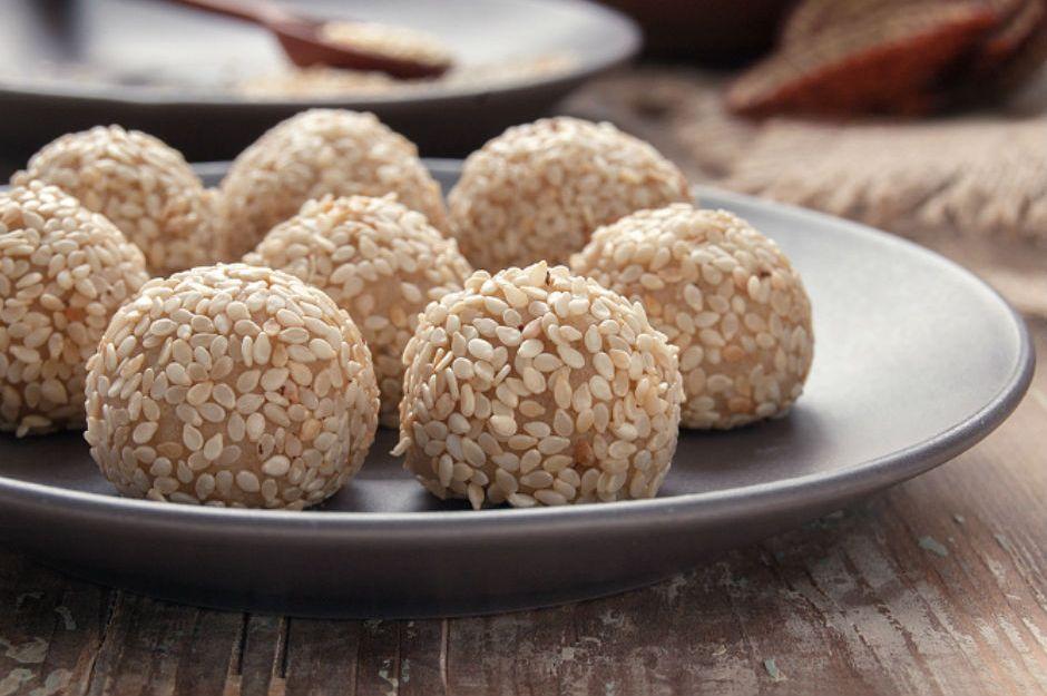 Elmalı-Lezzet-Topları-Tarifi Diyet Kurabiye Tarifleri