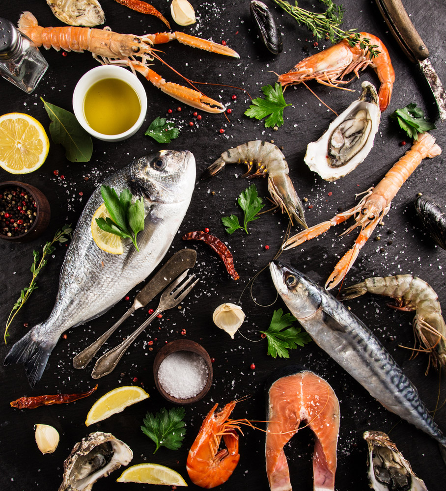 deniz-urunleri Saç Dökülmesine İyi Gelen Yiyecekler Nelerdir?