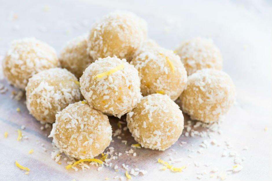 limonlu-cheesecake-toplari-tarifi Diyet Kurabiye Tarifleri