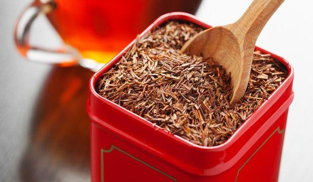 rooibos-çayı Zayıflama Çayları İsimleri ve Tarifleri
