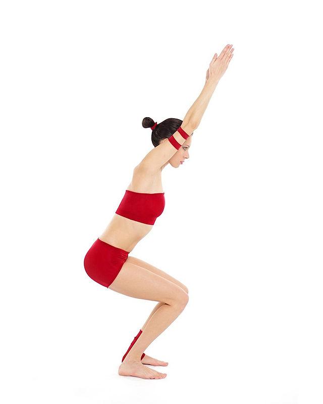 Utkatasana_Yoga-Asana_Nina-Mel Bağışıklık Sistemi Nedir ve Nasıl Güçlendirilir?
